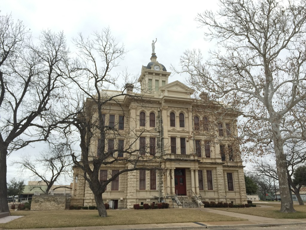 Cameron Courthouse