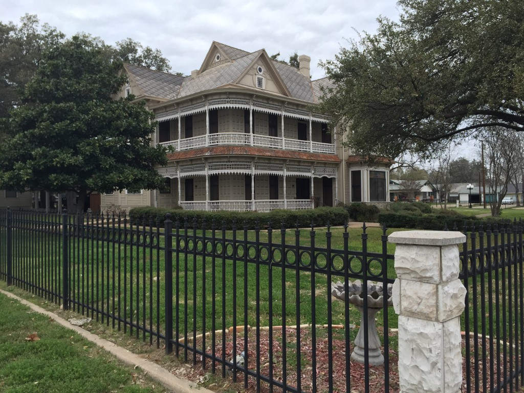 Cameron texas Historic Home