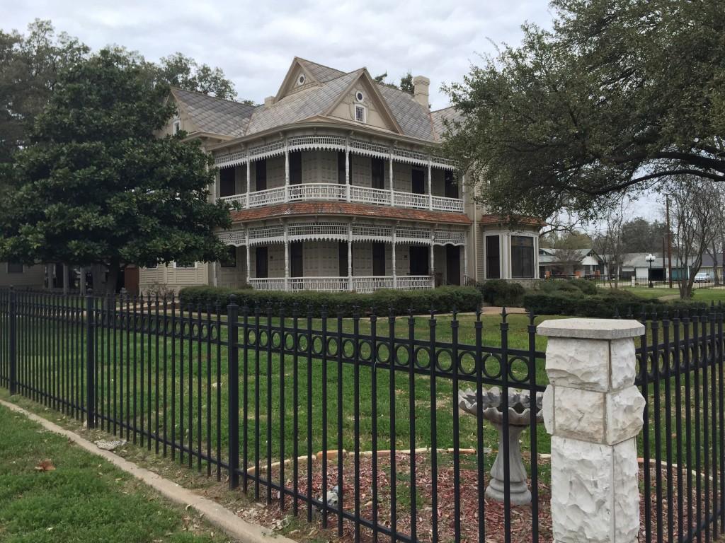 Cameron texas Historic Home